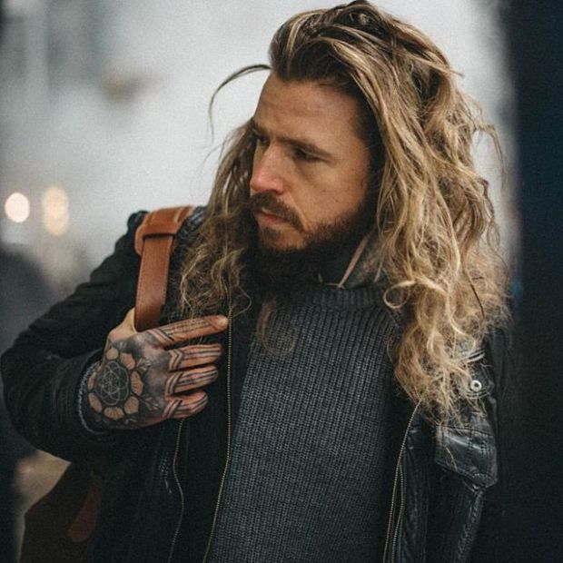 Long haircuts for male
