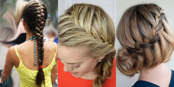 French braids ideas