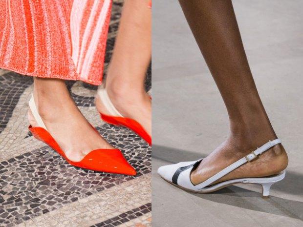 Small heel sandals 2019