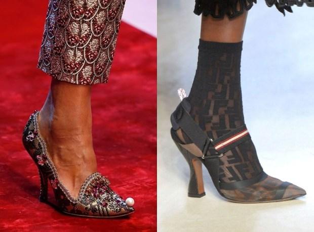Fashion footwear 2019 high heel