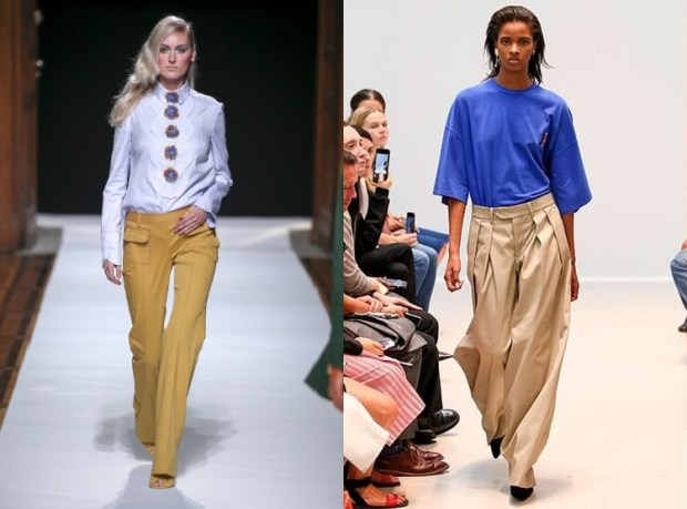 What pants color to wear in 2019