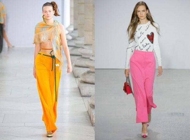 Pants trends 2019