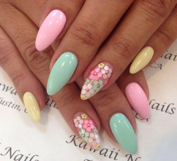 Summer nail ideas 2019