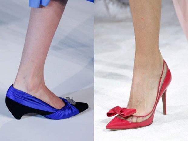 medium heeled stilettos