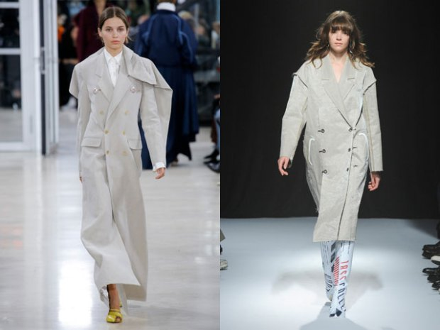 What trench coats to wear in 2019
