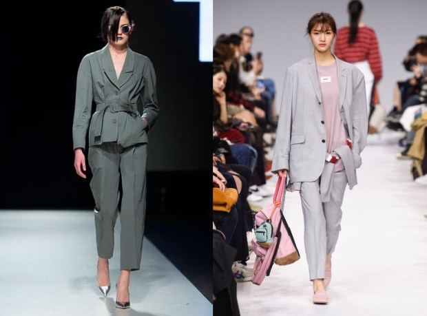 women blazer 2019 retro style