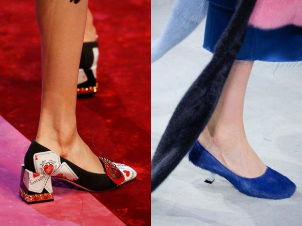 small comfortable heel