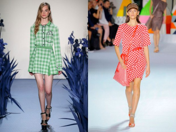 Spring summer office dresses 2019 plaid