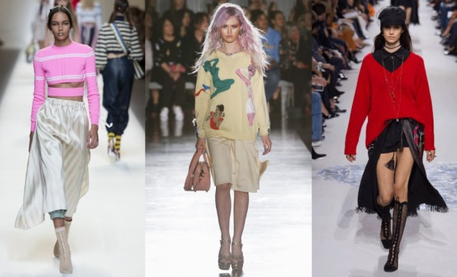Best Sweaters Spring-Summer 2019
