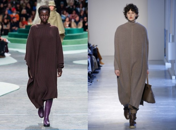 What dresses to wear in winter 2020