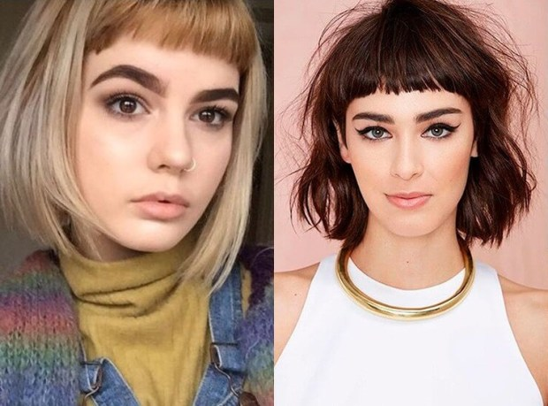 What bangs to wear in 2020