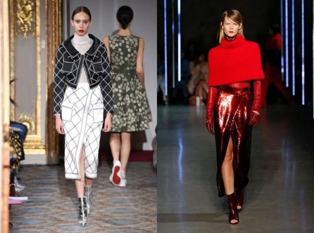 Festive skirts 2020