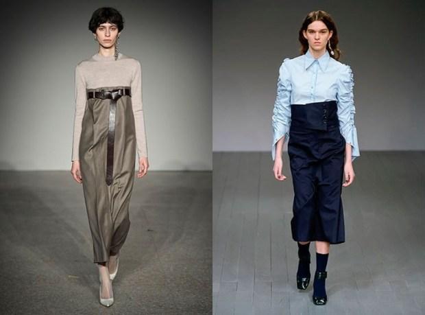 High waist skirts fall winter 2019 2020