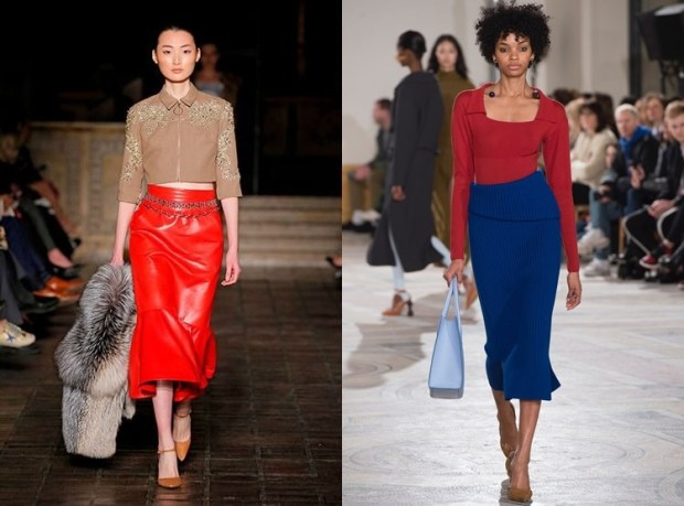What skirt lenght to wear in 2020