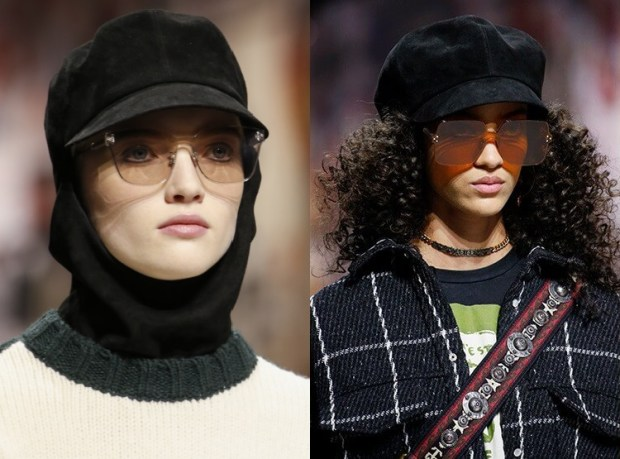 Fashion caps fall winter 2019 2020