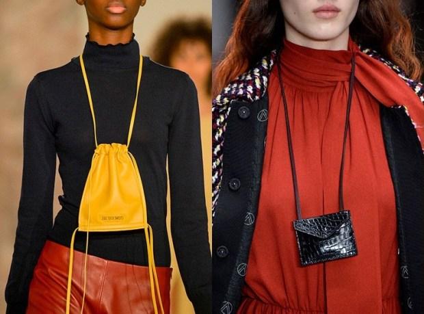 Fall winter fashion trends 2019 2020 cross body bags