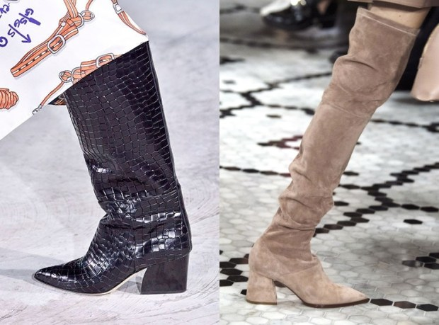 What boots length to wear in 2020