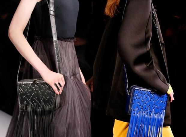 Fashion purses 2020 with fringes