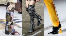 Boots for Women Fall-Winter 2018-2019