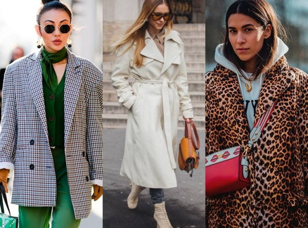 Street style fashion trends 2020