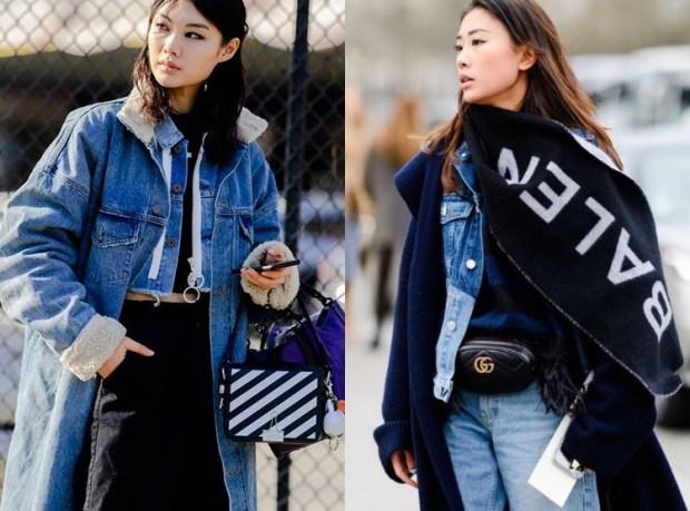 Denim jacket trends 2020