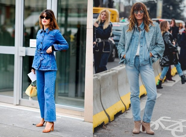 casual denim outfits