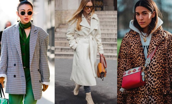 Fall-Winter 2019-2019 Street Style Trends