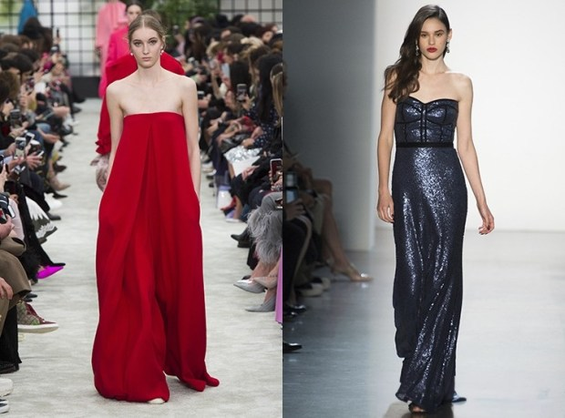 What evening dresses to wear in 2020