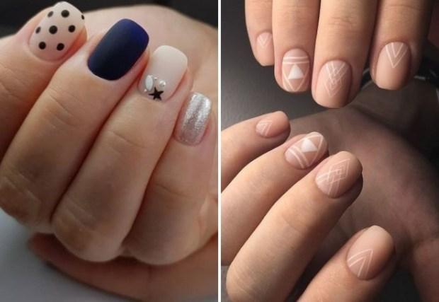 Sample nail ideas for holiday season 2019