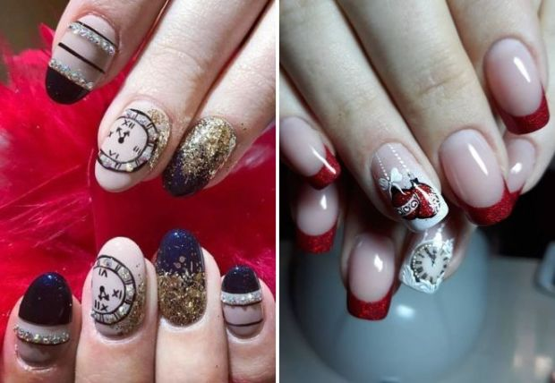 Nail art ideas with drawings