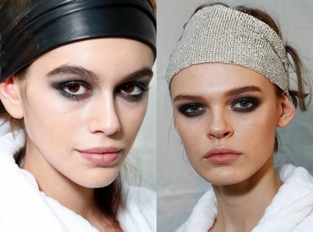 Smokey eyes makeup 2020