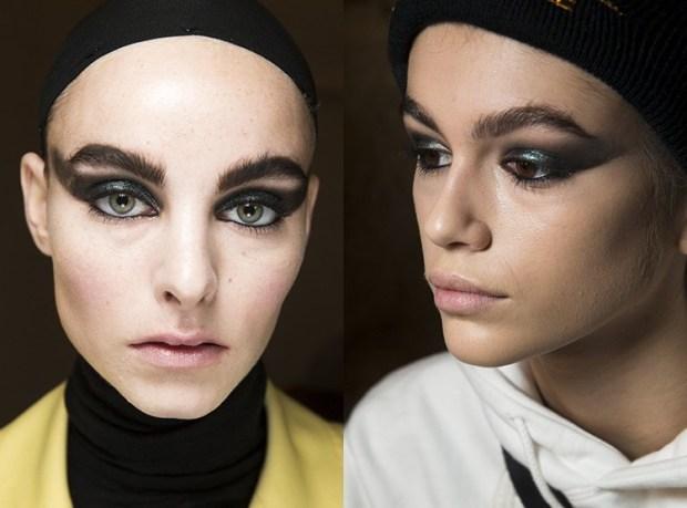 Evening makeup 2020 smokey eyes