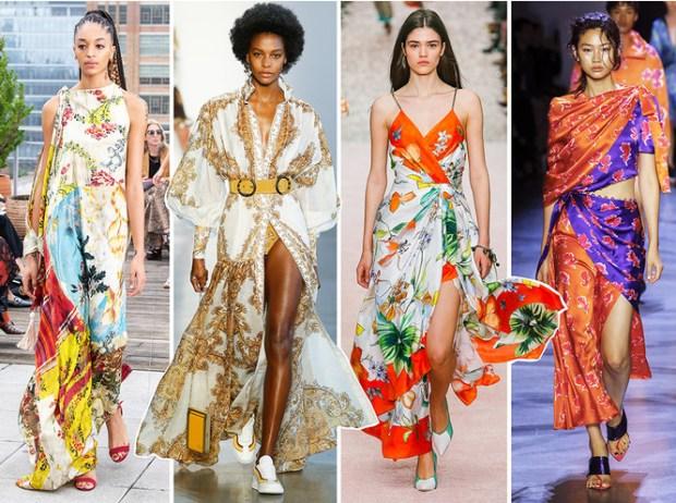 New York dresses spring summer 2020