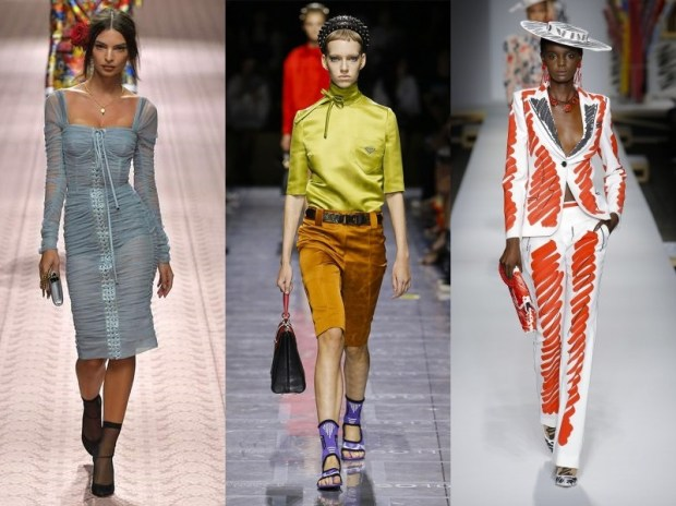 Milan fashion week spring-summer 2020