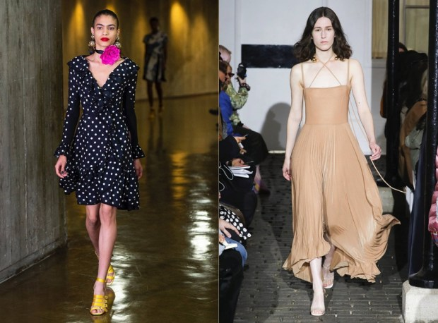Paris fashion week spring summer 2020 dresses