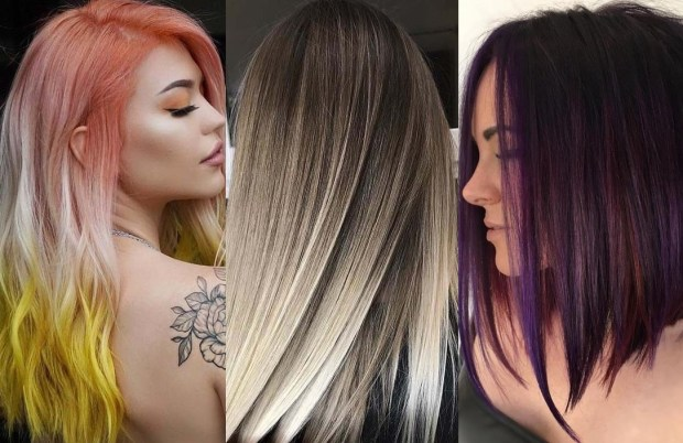 Hair colors 2020