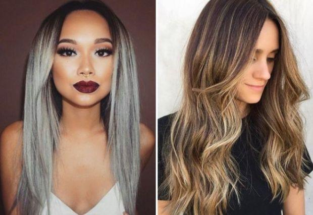 Long hair dye 2020
