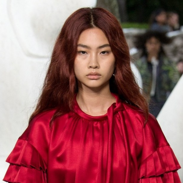 Red hair trends 2020