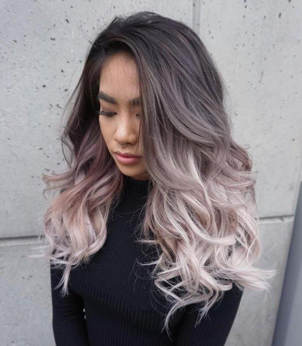 Hair dye techniques 2020 ombre