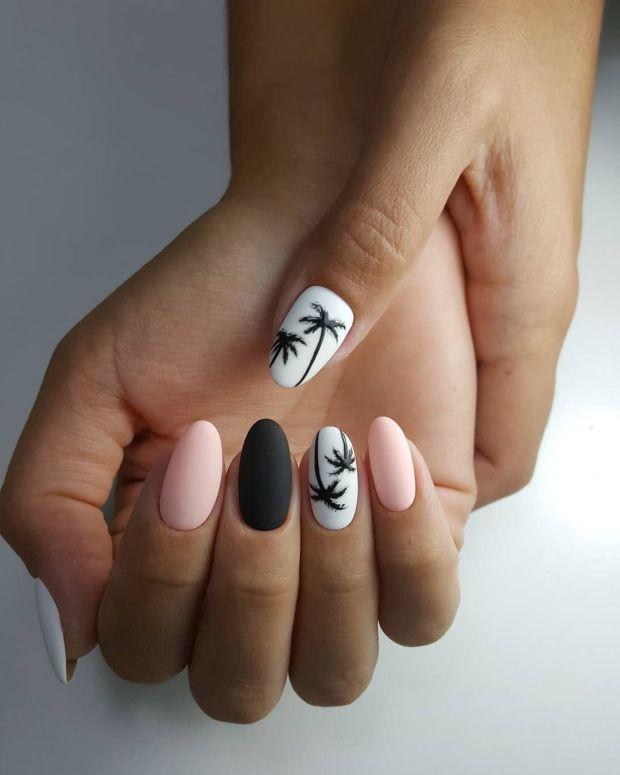 Manicure trends 2020 light colors