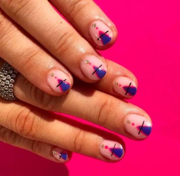 Short vanguard nails 2020