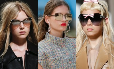 Sunglasses Trends Spring-Summer 2019