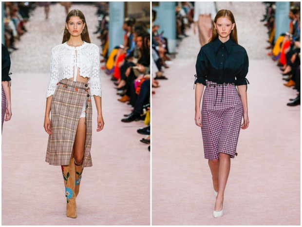 Classic summer 2020 skirts