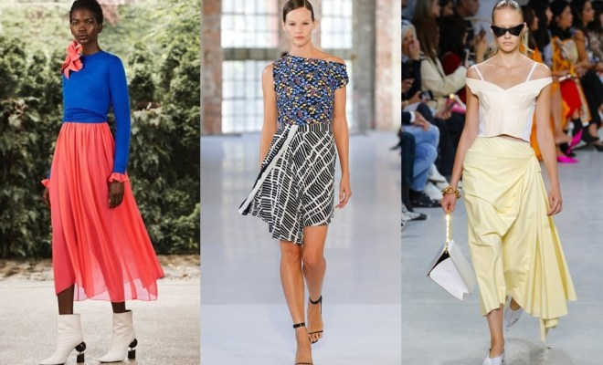 Fashionable Skirts Spring-Summer 2020