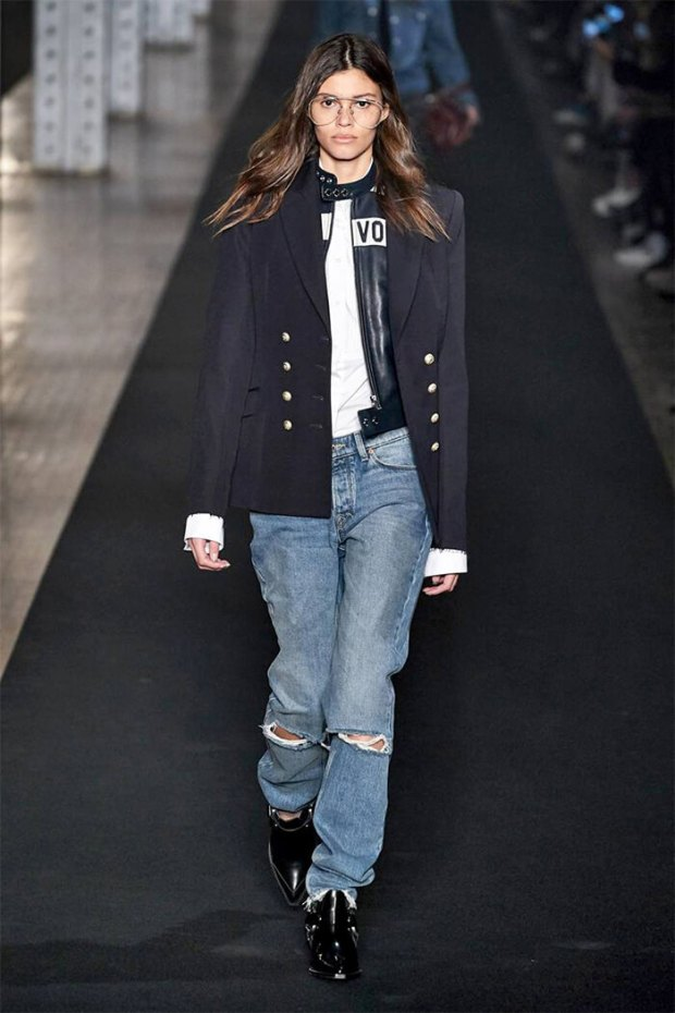 Fall 2020 jeans trends