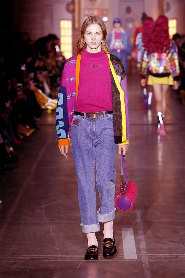 Boyfriend jeans fall winter 2020 2021