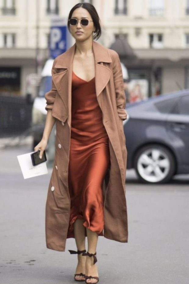 Fall trench coats 2020 images