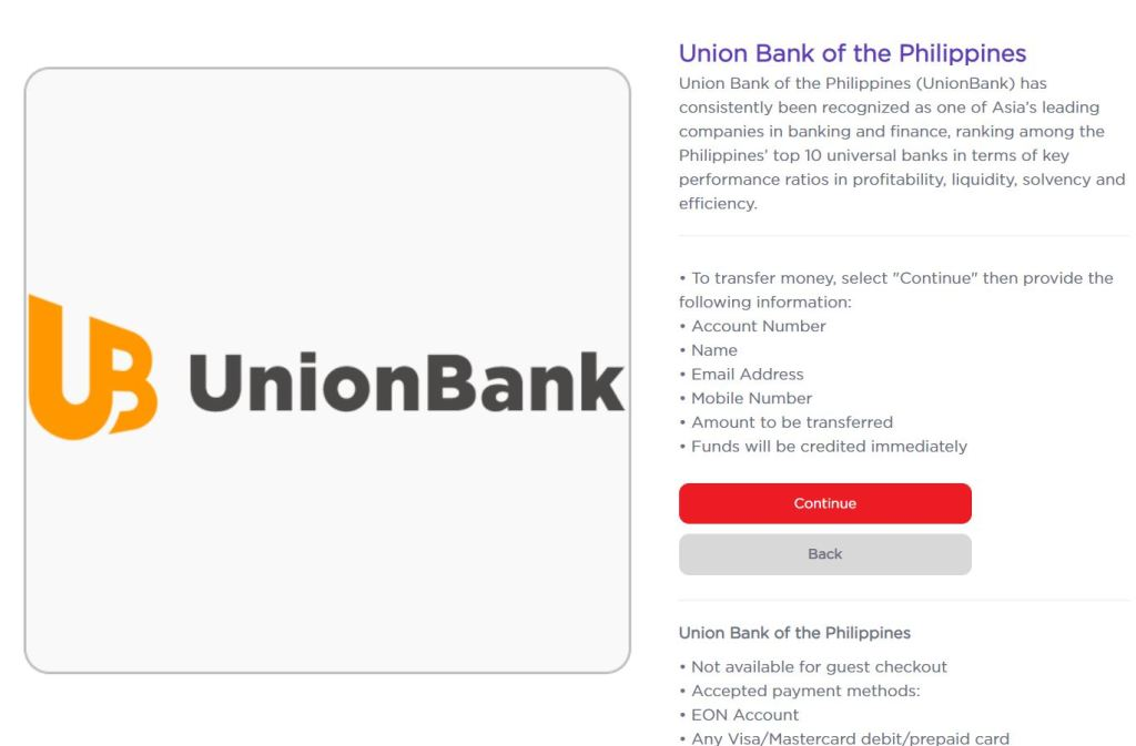 The Ultimate Guide for UnionBank Eon Digital Me | HOWPO