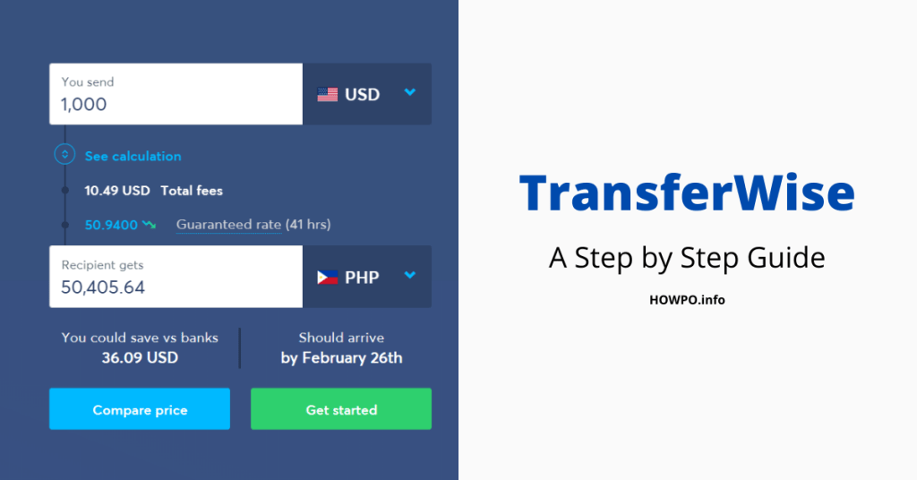 TransferWise for Freelancers- A Step by Step Guide