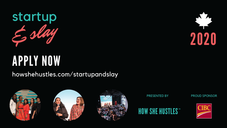 Startup & Slay Apply Now
